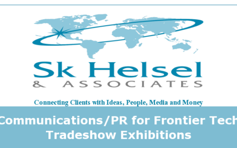 PR for Frontier Tech Tradeshow Exhibitions